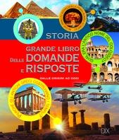 Copertina de STORIA - GRANDE LIBRO DELLE DOMANDEE RISPOSTE