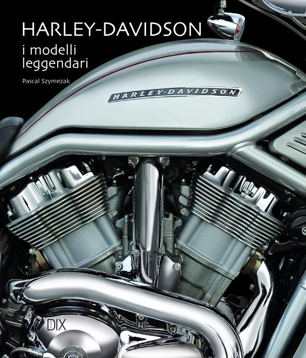 Copertina de HARLEY-DAVIDSON